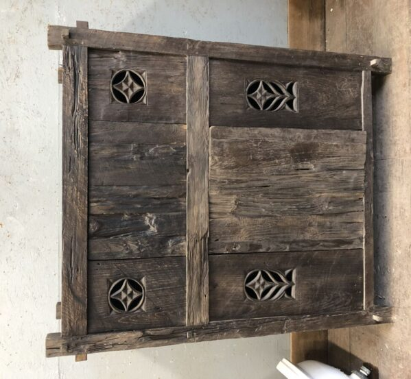 Antique Jacobean Cupboard