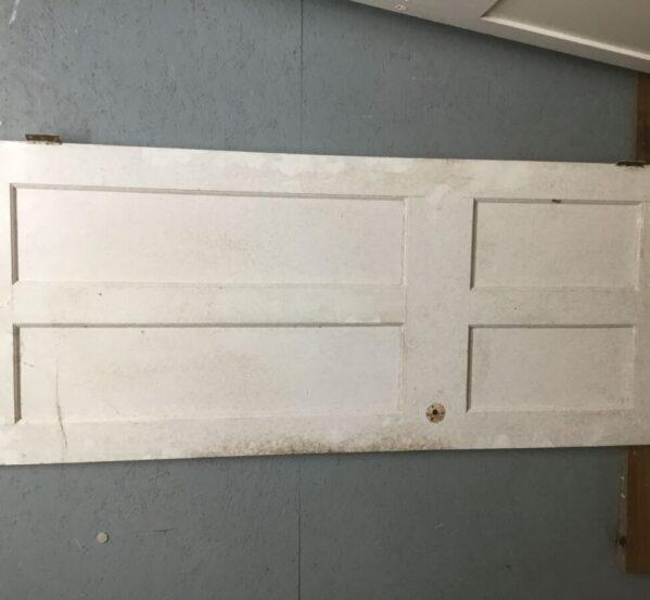 Large White 4 Panel