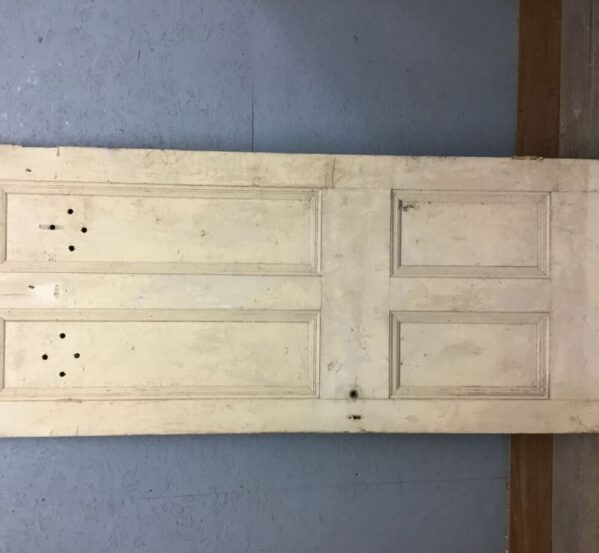 Large 4 Panel Front Door