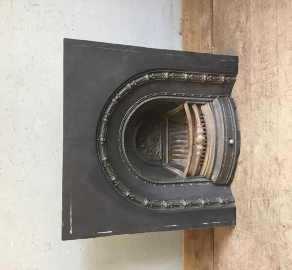 Reclaimed Cast Iron Fireplace