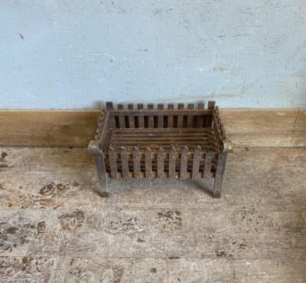 Rectangular Cast Fire Basket