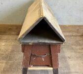 Large Wooden Saddle Rack