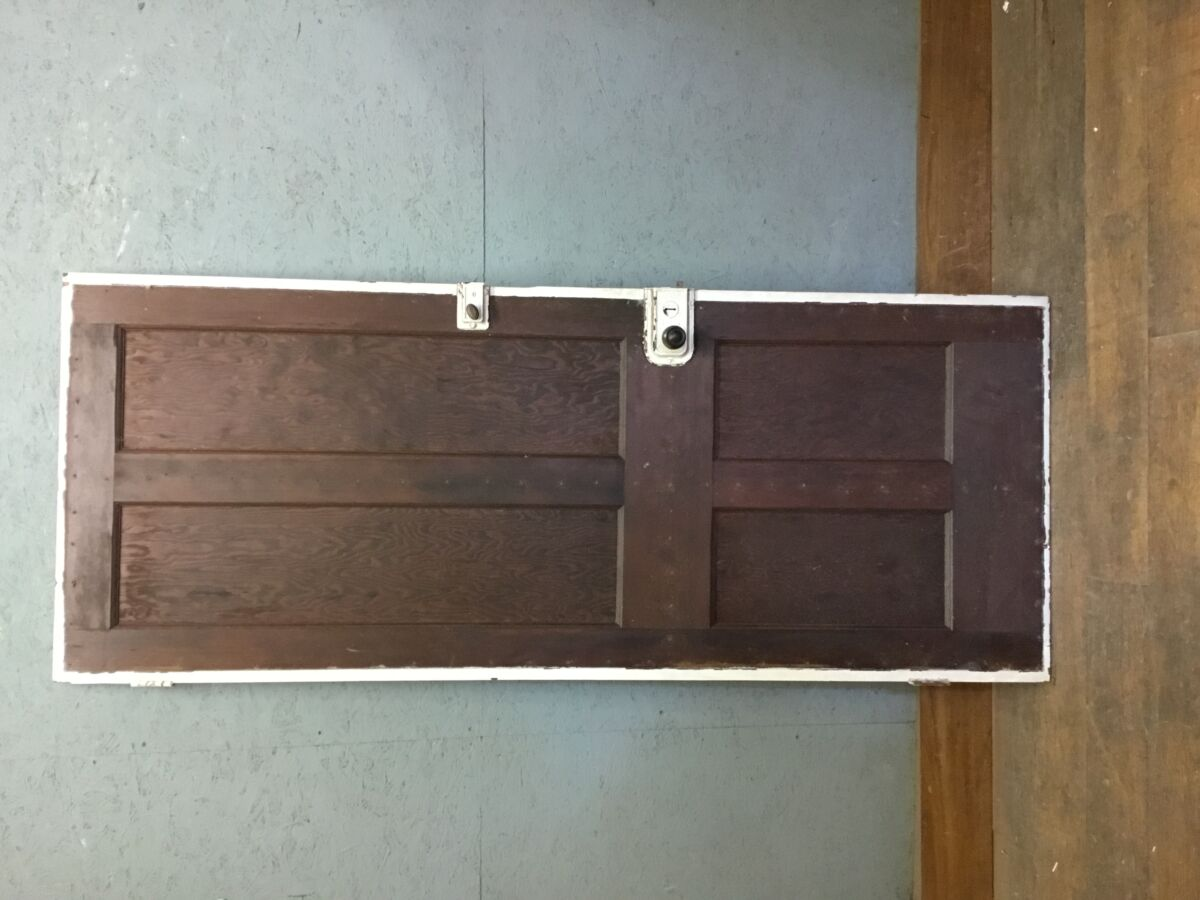 Light Oak 4 Panel Door
