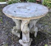 Reclaimed Garden Table
