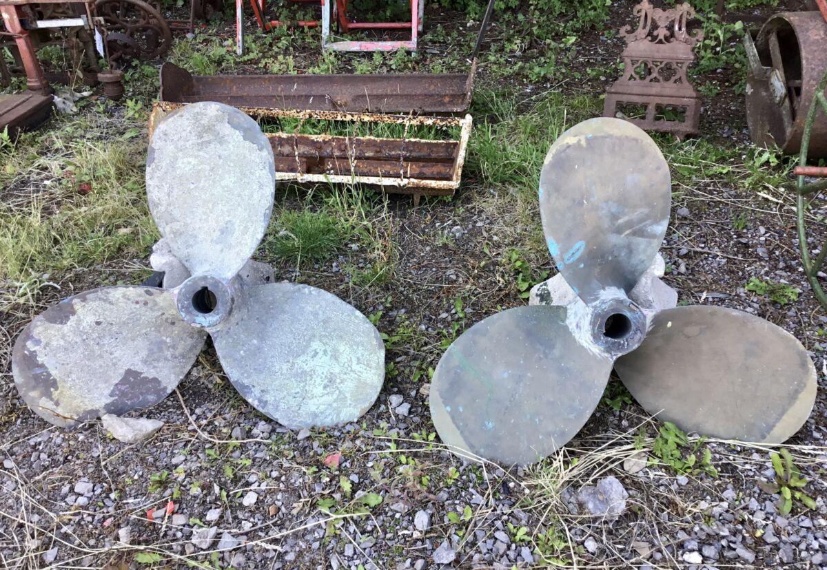 Corriegoil Boat Propellers