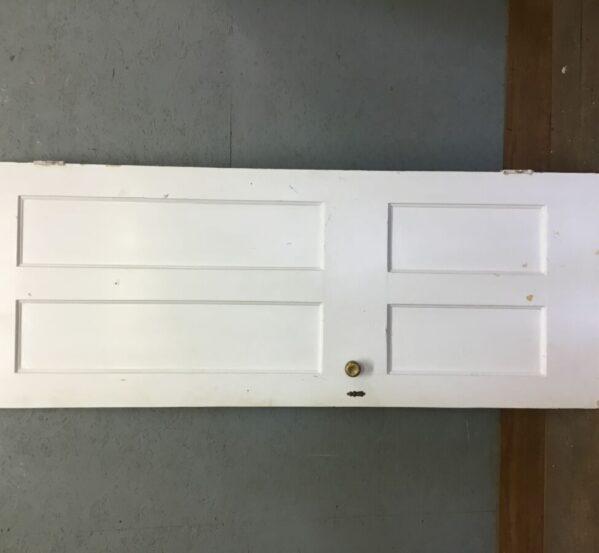 Painted 4 Panel Pine Heavy