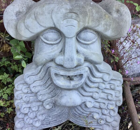 Reclaimed Stone Faces