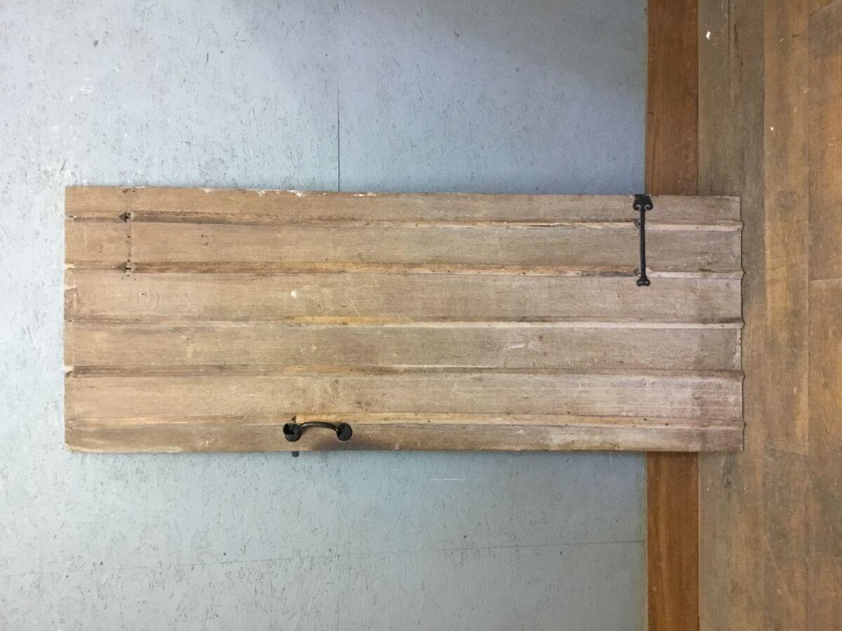 Stripped Oak Ledge + Brace