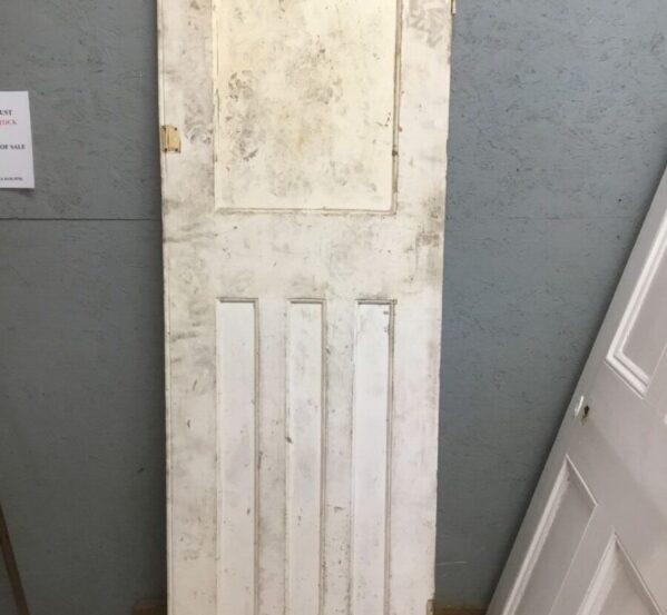 Small Painted 1930's Door