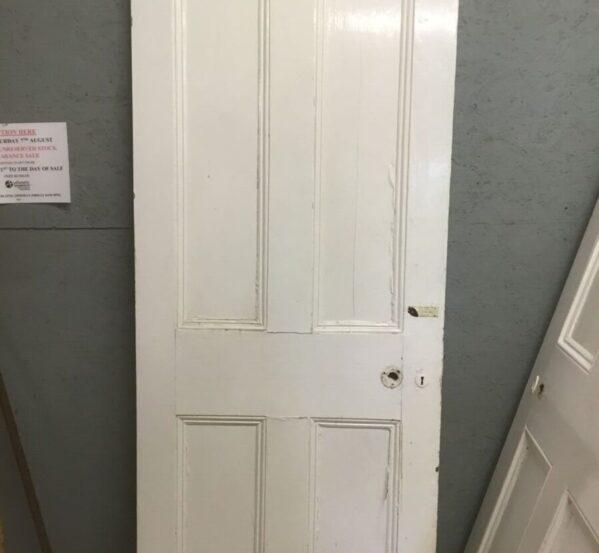 Tall & Wide Painted Door