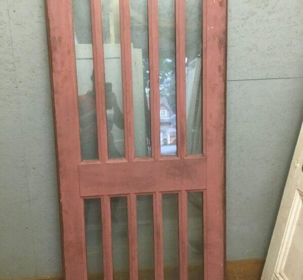 Glazed Panelled Door