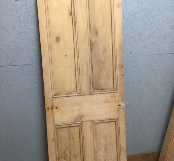 Large 4 Panelled Door