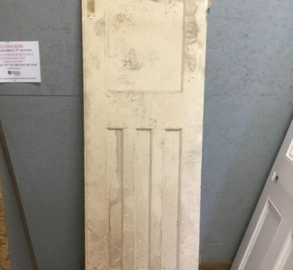 1 Over 3 Reclaimed Door