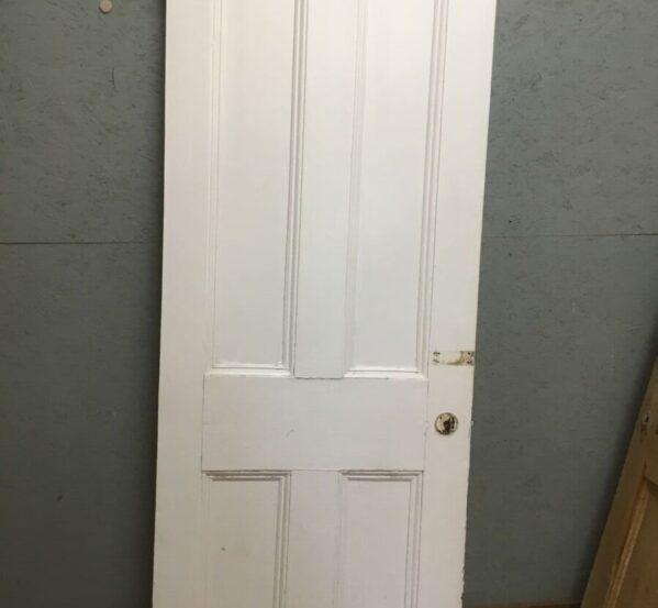 Reclaimed White 4 Panel