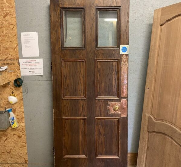 Grand 6 Panelled Feature Door