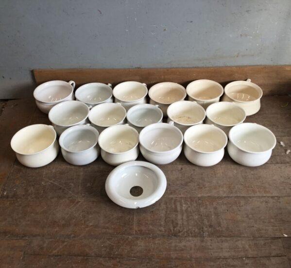 Selection of China Pots