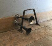 Antique Double Truck Horn