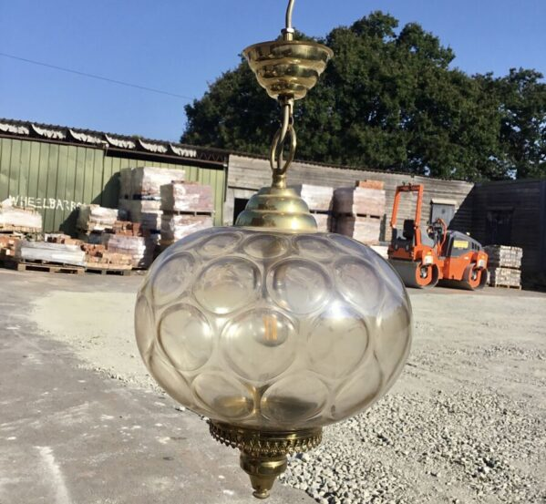 Decorative Glass Hanging Light