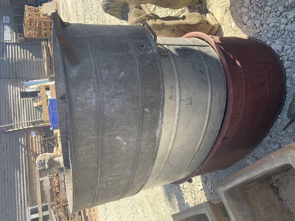 Selection of Steel Baths