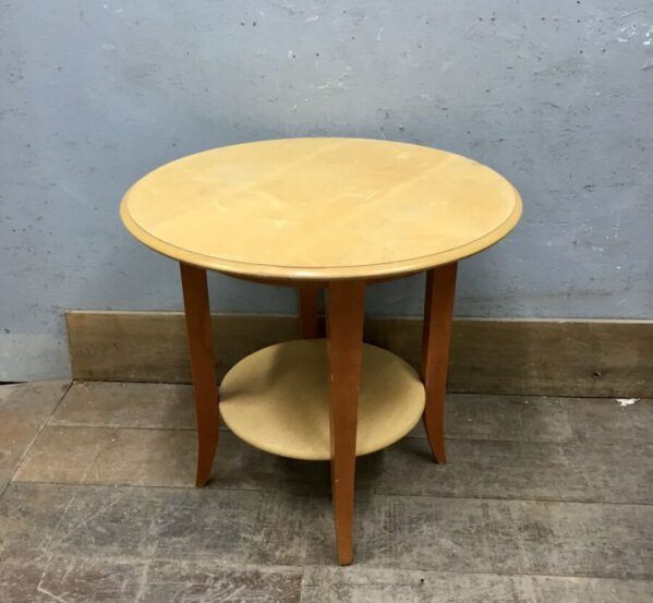 Round Coffee/ Drinks Table