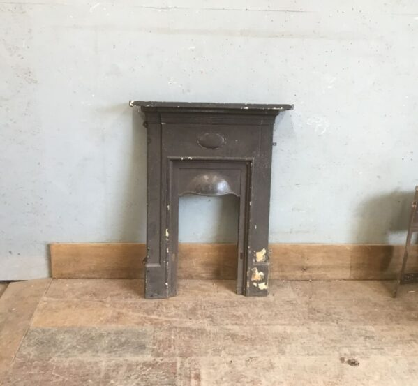 Fire Insert With Mantel
