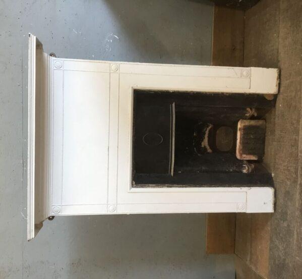 Reclaimed Regency Fireplace 1