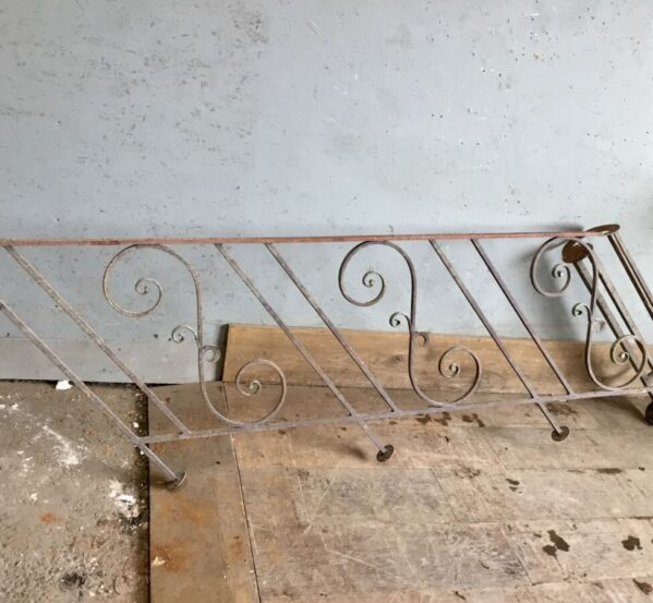 Pair of Antique Bannisters