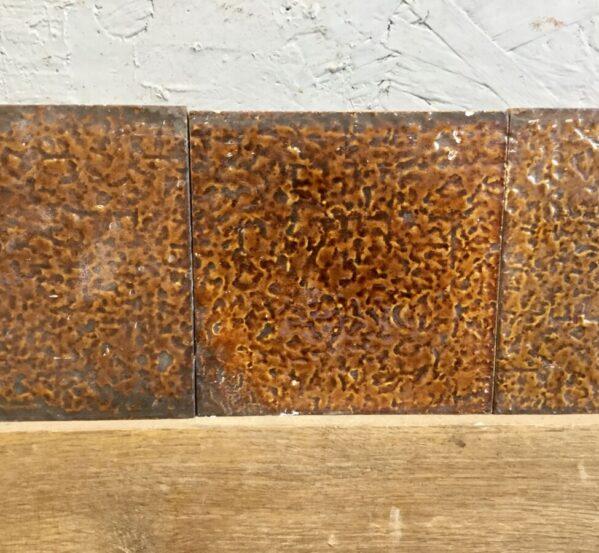 Orange Textured Tiles