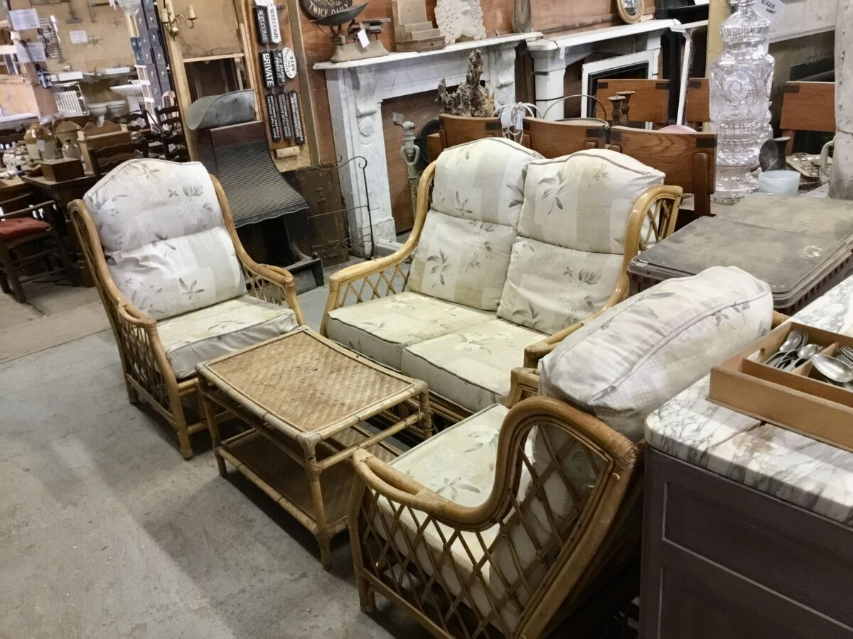 Reclaimed Furniture Set