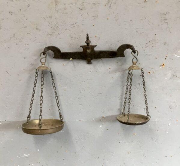 Antique Hanging Scales