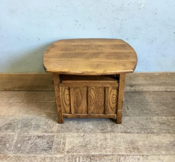 Vintage Tilt Top Table