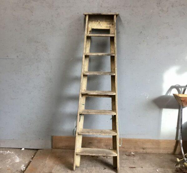 Vintage Wooden Ladder