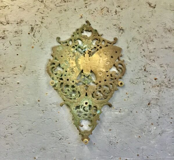 Metal Butterfly Ornament