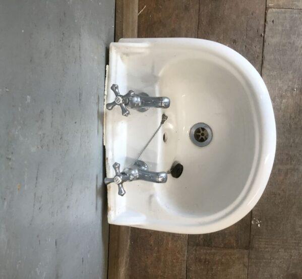 Reclaimed Sink Basin