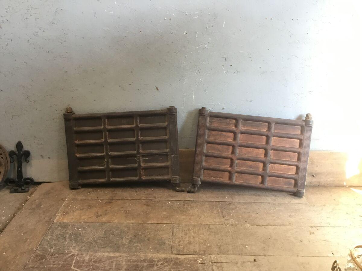 Antique Metal Radiators