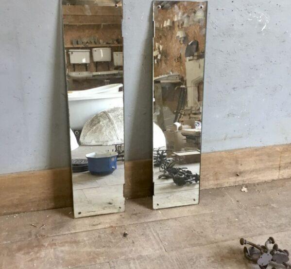 Pair Of Thin Mirrors