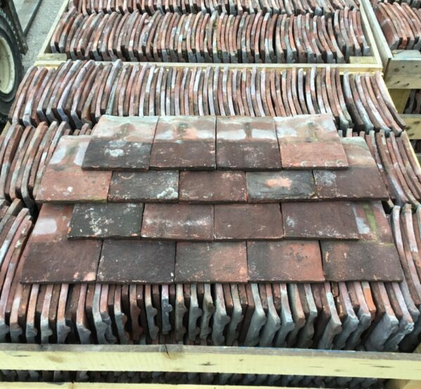 Handmade Red Clay Nib Tiles