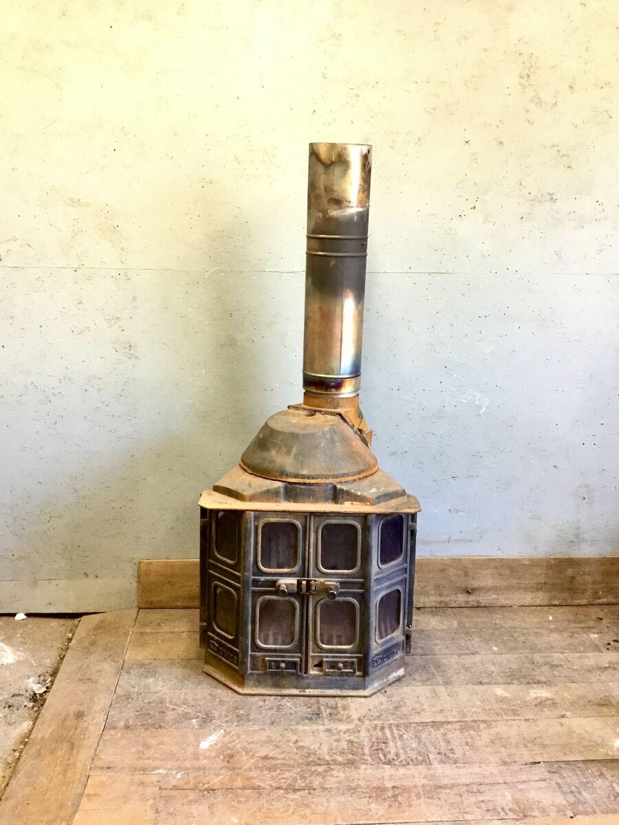 Complete Wood Burner