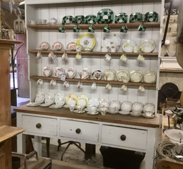 Reclaimed Large Painted Dresser